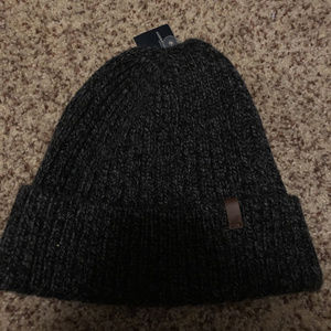 New AEO Charcoal Gray Sock Cap